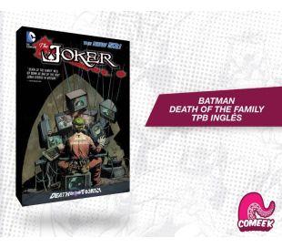 The Joker Dead of the family TPB inglés