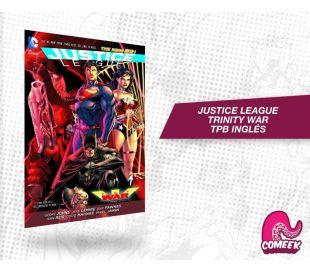 Justice League Trinity War TPB inglés