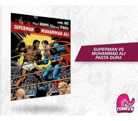 Superman vs Mohamed Ali