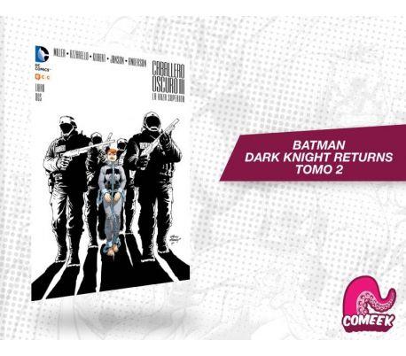 Batman El regreso del caballero oscuro 3 La Raza Superior tomo 2