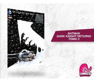 Batman el Regreso del Caballero Oscuro 3 la Raza Superior Tomo 3