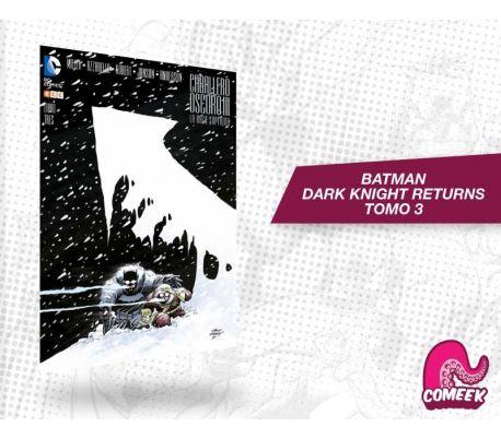 Batman el Regreso del Caballero Oscuro la Raza Superior Tomo 3
