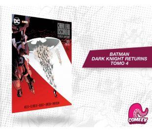 Batman el regreso del Caballero Oscuro 3 La Raza Superior Tomo 4