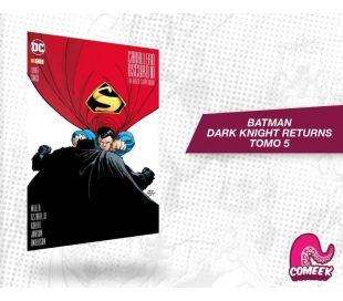 Batman el regreso del Caballero Oscuro 3 La Raza Superior Tomo 5