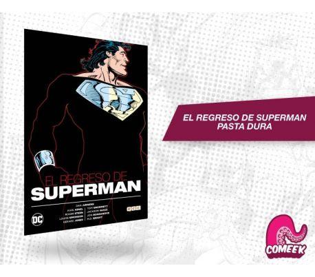 El Regreso de Superman Pasta Dura