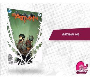 Batman número 46 más afiche