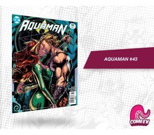 Aquaman número 43