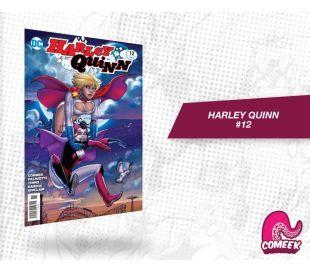 Harley Quinn número 12