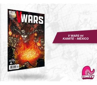 V Wars número 4