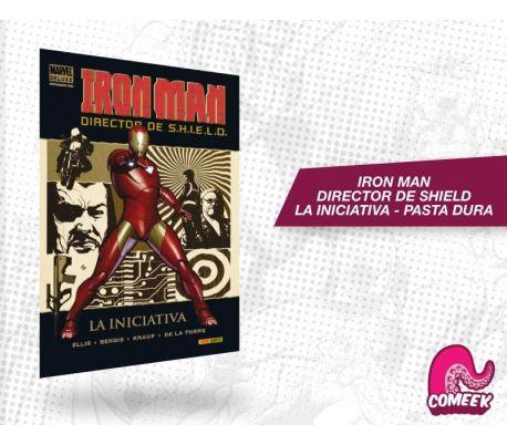 Iron Man Director de Shield La Iniciativa