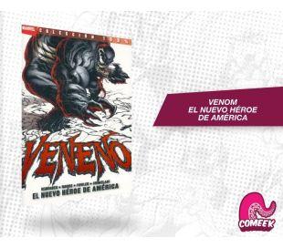 Venom el nuevo Héroe de América