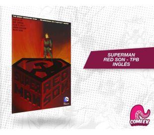 Superman Red Son TPB inglés