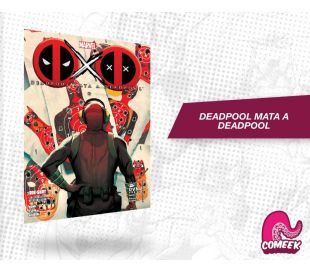 Deadpool Mata a Deadpool