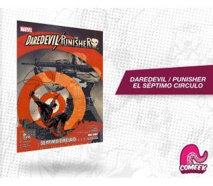 Daredevil Punisher El Séptimo Círculo