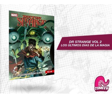 Doctor Strange volumen 2 Los Últimos días de la magia