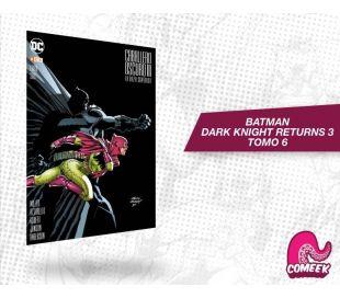 Batman El regreso del caballero oscuro 3 La Raza Superior tomo 6