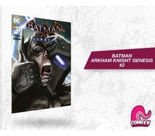 Batman Arkham knight Génesis número 2