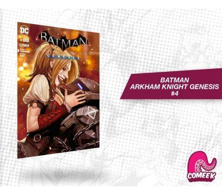 Batman Arkham knight Génesis número 4