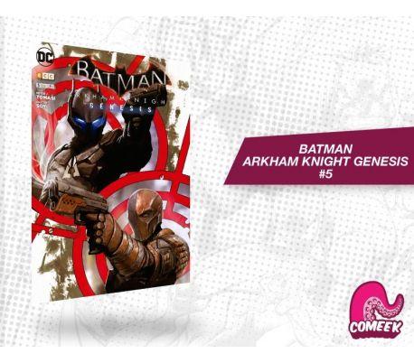 Batman Arkham knight Génesis número 5