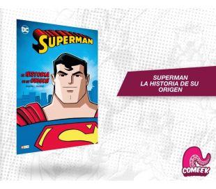 Superman La Hsitoria de su Origen