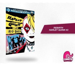 Harley Quinn número 3 rebirth