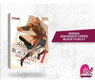 Assassin's Creed Black Flag número 1