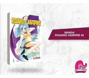 Rosario Vampire número 2