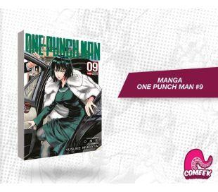 One Punch Man número 9