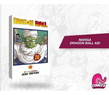 Dragon Ball número 20