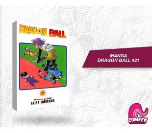 Dragon Ball número 21