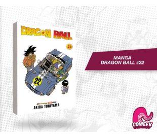 Dragon Ball número 22