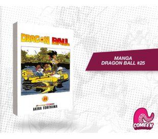 Dragon Ball número 25