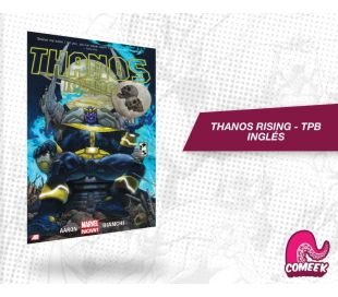 Thanos Rising TPB Inglés