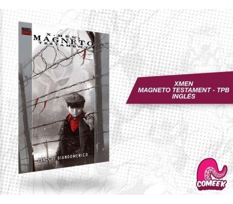 Xmen Magneto Testament TPB Inglés