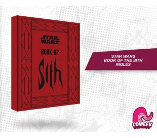 Star Wars Book of The Sith