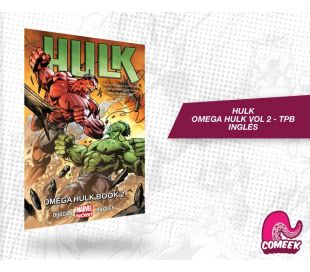 Hulk Omega Hulk Book 2 Inglés