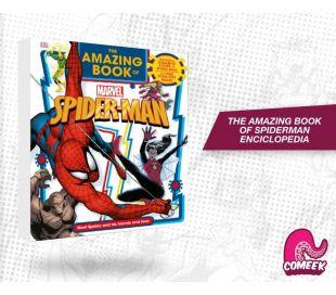 Amazing Book of Spiderman Inglés