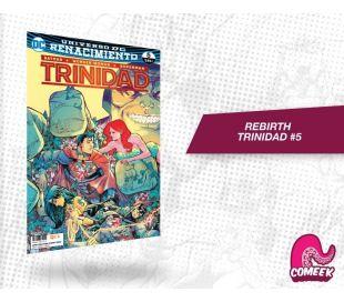 Trinidad Rebirth número 5