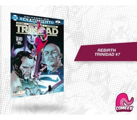 Trinidad Rebirth número 7