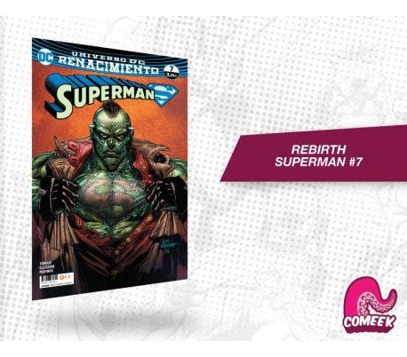 Superman número 7 rebirth