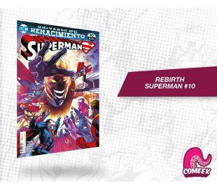 Superman Rebirth número 10