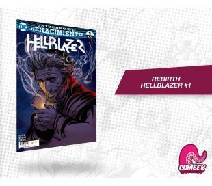 Hellblazer número 1 rebirth