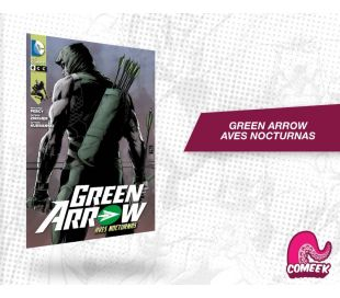 Green Arrow Aves Nocturnas