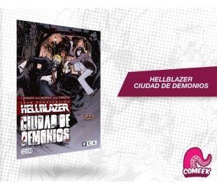 Hellblazer Ciudad de Demonios