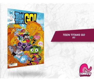 Teen Titans Go número 1