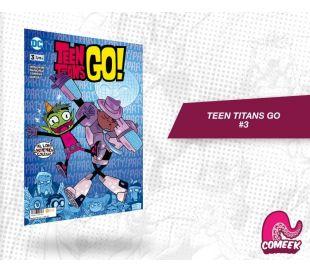 Teen Titans Go número 3