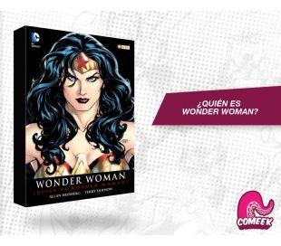 ¿Quién es Wonder Woman?