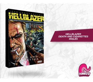 Hellblazer Death And Cigarettes