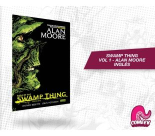 Swamp Thing Vol 1 Inglés