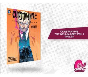 Constantine número 1 Inglés